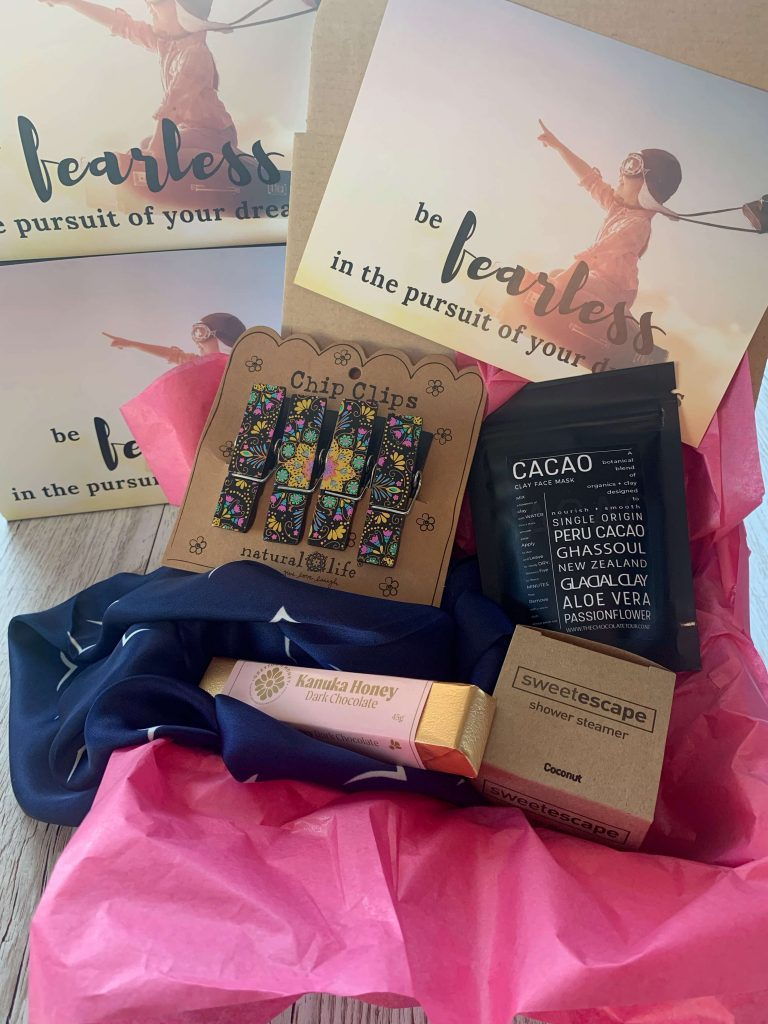 supplier producer products fearless box